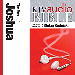 King James Version Audio Bible: The Book of Joshua Audiobook