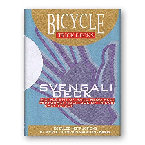 Magic Svengali Deck - Murphy's Magic Svengali Deck Bicycle (Red) - Trick