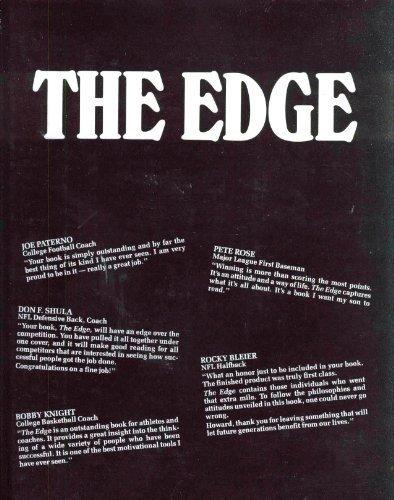 The Edge: Howard E  Ferguson: Amazon com: Books