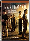 Manhattan: Season 2 [DVD + Digital]