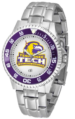 - Tennessee Tech Golden Eagles Competitor Steel Men's Watch