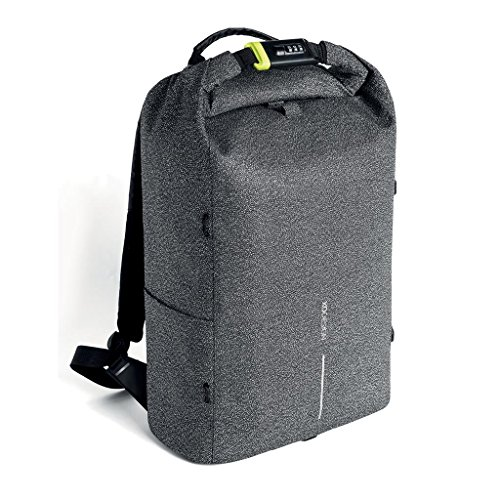 -    XD Design Bobby Urban Anti-Theft Laptop Backpack Cut Proof (Unisex Travel bag).