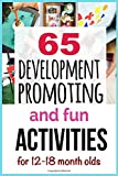 Best Books For 18 Month Olds - 65 Development-Promoting and Fun Activities for 12-18 Month Review