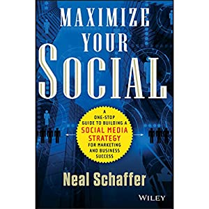 Maximize Your Social Audiobook