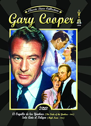 Gary Cooper 2 DVD El Orgullo de los Yankees (The Pride of the Yankees) + Solo ante el peligro