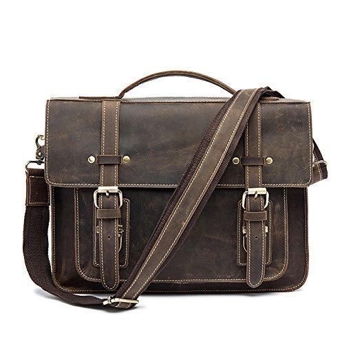 Shoulder Brown Bag Bag Men's Men's Shoulder Men's Shoulder Brown Bag Shoulder Brown Men's wBq8Ix4