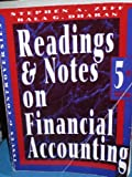 Readings and Notes on Financial Accounting : Issues and Controversies, Zeff, Stephen A. and Dharan, Bala G., 0070730067