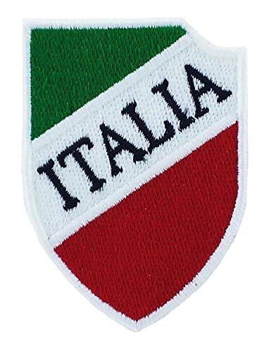 Patch Ecusson-bestickt Flagge Liste der italienischen Fußballmeister Calcio Italien Italienisch Italia Backpack