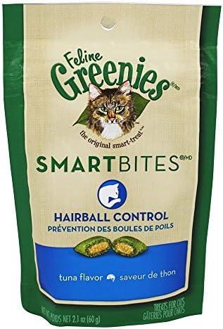 Greenies Smartbite Hairball Tuna Treat