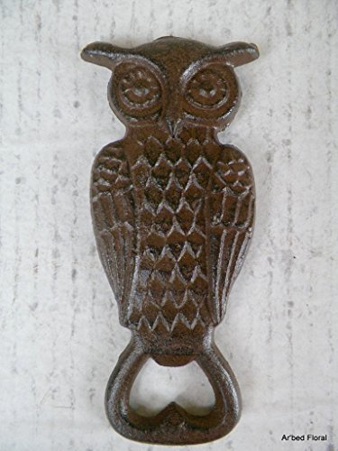 Cast Iron Bottle Opener Brown product image