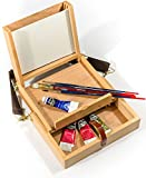 Small Pochade Box to take 203 x 152mm (8'' x 6'') Painting boards