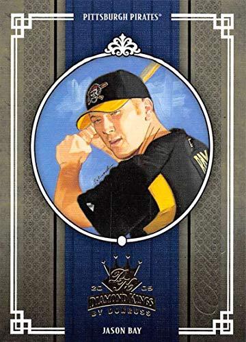 2005 Donruss Diamond Kings Challenge Baseball #386 Jason Bay Pittsburgh Pirates Official MLB Trading Card From -