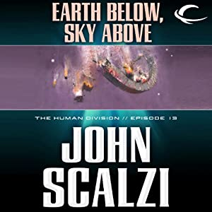 Earth Below, Sky Above Audiobook