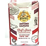 Antimo Caputo Chef's Flour, 2.2 Pound (Pack of 10)