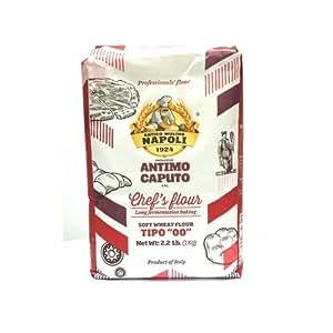 "Amazon.com : Antimo Caputo Italian ""00"" Farina Flour 2.2"