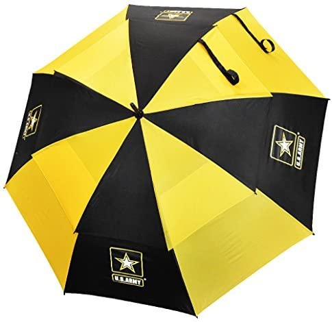 Hot-Z Golf US Military 62inch Double Canopy Umbrella [並行輸入品]