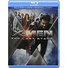 X-Men: The Last Stand (Blu-ray/DVD Combo + Digital Copy) (2011)
