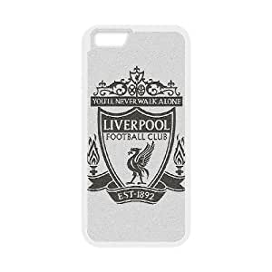 IPhone 6 Plus 5.5 Inch Phone Case for Liverpool Logo pattern design GLVPLG698494