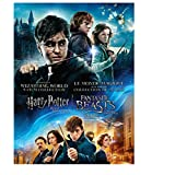 J.K. Rowling's Wizarding World 9-Film Collection: Harry Potter 8-Film Series