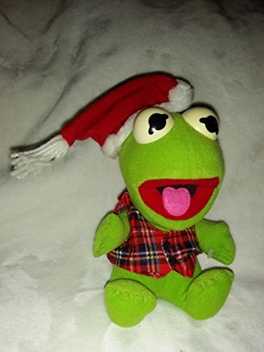Baby Kermit The Frog Plush 1988 From McDonalds