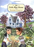 Front cover for the book The Little Blue House by Sandra Comino