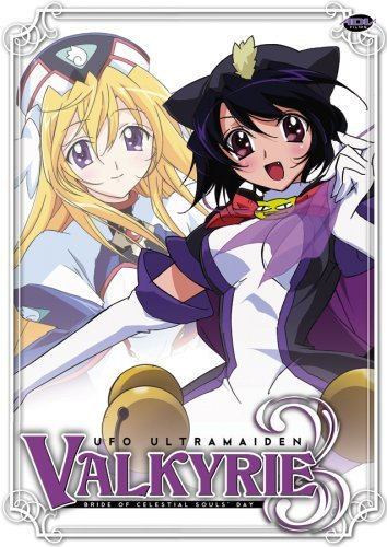 UFO Ultramaiden Valkyrie: Season 3, Vol. 1 - Sacred for sale  Delivered anywhere in Canada
