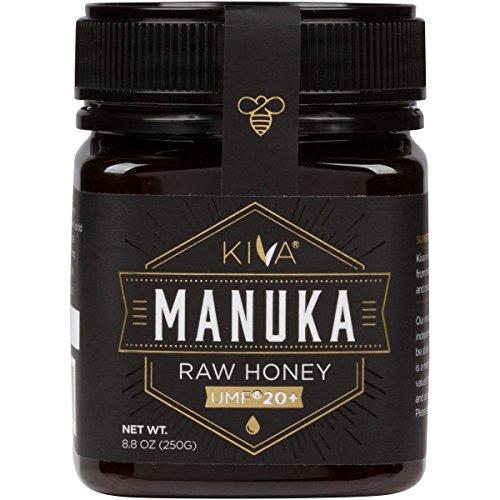 Kiva Raw Manuka Honey