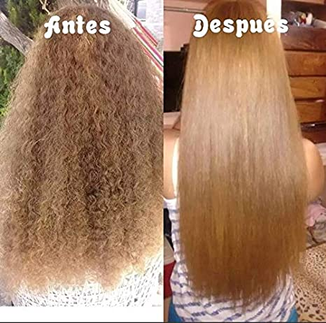 Amazon.com : Cirugia capilar keratina brasilera Perfect liss chocolate tratamiento capilar de alizado progresivo cero frizz (Kit 1000ml) : Beauty