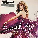 Taylor Swift: Speak Now (Colored Vinyl) Vinyl...