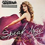 Music : Taylor Swift: Speak Now (Colored Vinyl) Vinyl 2LP (Record Store Day)