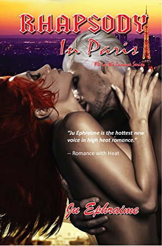 Book cover image for Rhapsody in Paris (LaCasse Book 4)