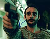 Omid Abtahi Signed Autographed 8x10 Photo The Mandalorian American Gods COA