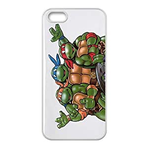 GKCB Teenage Mutant Ninja Turtles Cell Phone Case for Iphone 5s