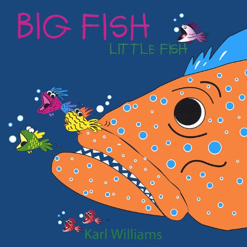 Big fish little fish by karl williams on amazon music for Big fish soundtrack