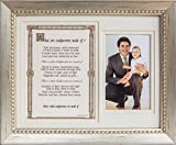 The Grandparent Gift Growing in Faith 8x10 Frame, Godparents
