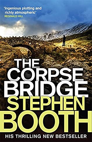 book cover of The Corpse Bridge