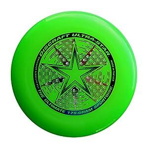 Discraft Ultrastar 175g Ultimate Frisbee GRÜN