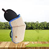 Myyxt Flapping Bite Sleeves Dog Guard Sleeve Youth target Training Pet Supplies
