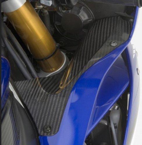 Yamaha GYT-2C027-20-CF GYTR Carbon Fiber Fairing Accent for Yamaha YZF-R6 ()