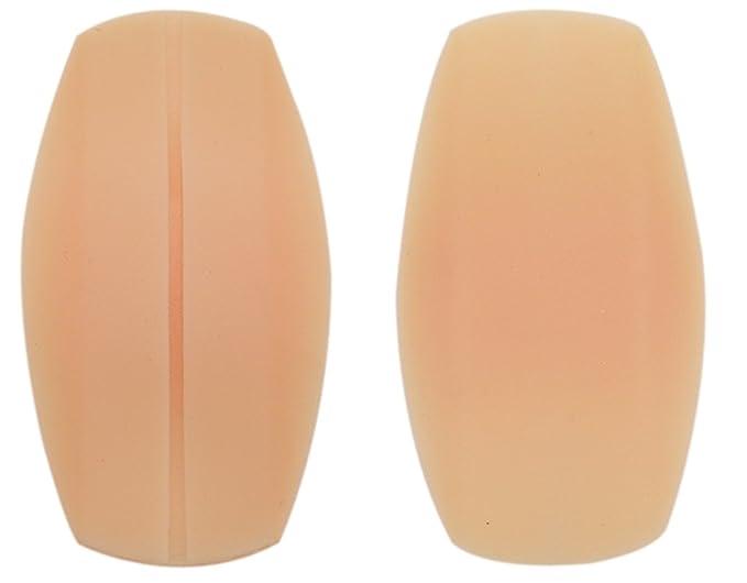 23d6445858daa BONAMART 2 Pairs No Slip Bra Strap Silicone Cushion Pads Shoulder Support  at Amazon Women s Clothing store