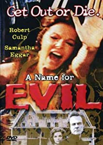 A Name for Evil [Import]