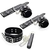 Double Pin Buckle, Sturdy and Durable High Quality PU Leather Sets