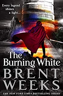 Book Cover: The Burning White
