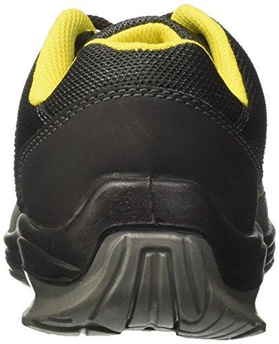 Work Blitz Castello S3 Diadora Shoes Grigio Unisex D Adults' Low Grey 5q7nAFxwY