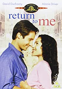 Return to Me [Region 2]