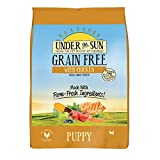 CANIDAE Under the Sun Grain Free Puppy Food with Chicken, 4 lbs. Review