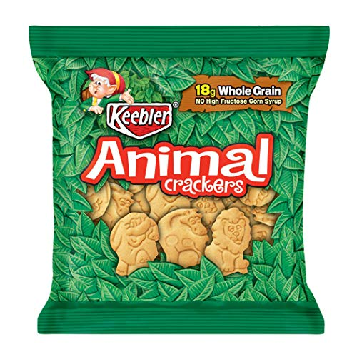 Keebler Animal Cookie, 1-Ounce Single Serve Packs (Pack of 150) by Keebler (Image #1)
