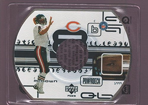 CADE MCNOWN BEARS POWER DECK DIE CUT CD 1999 UPPER DECK POWERDECK CD-ROM UCLA
