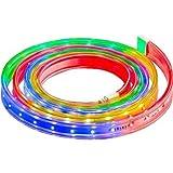 Gemmy - 12.5 Ft. - LED FlexTech LightShow 108 Lights Outdoor Christmas Yard Art (Multi-Color)