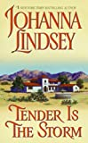Tender Is the Storm by Johanna Lindsey front cover